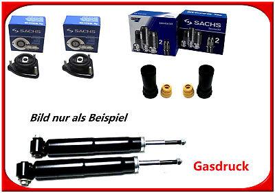 2x Gas Stoßdämpfer SACHS  Hinten 170855 BMW 5er E39