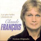 Les Plus Belles Chansons De by Claude Fran‡ois (CD, Oct-2004, Phantom Import Distribution)