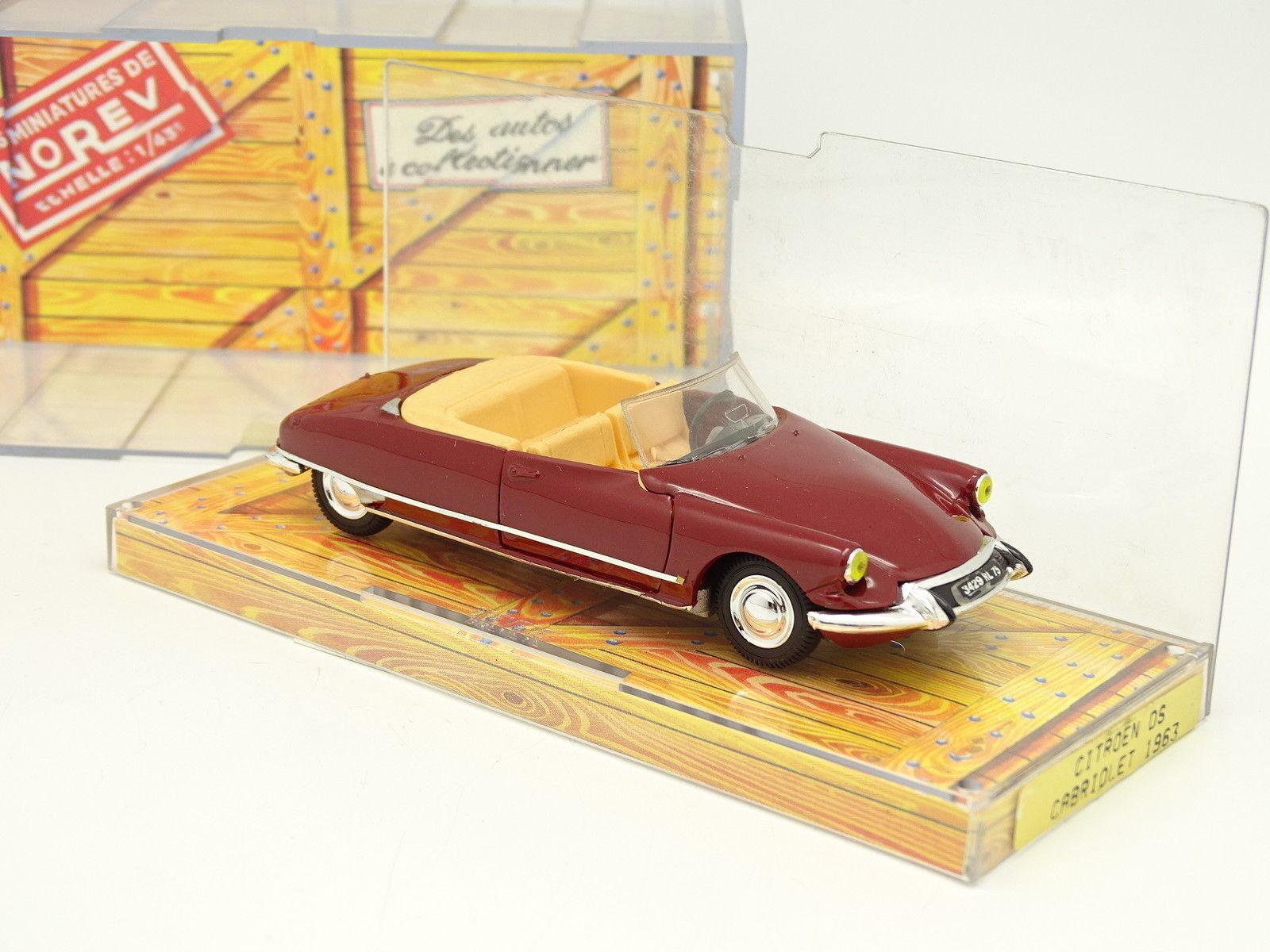 comprar descuentos Norev 1 43 - Citroen DS DS DS Cabriolet 1963  descuento de bajo precio