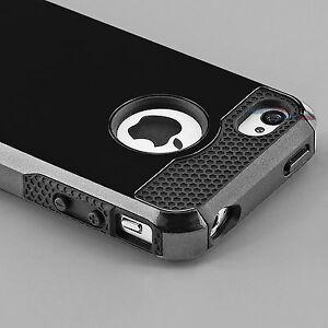 Hybrid Shockproof Hard Soft Cover Case For Iphone 7 8 Iphone 6s 6 Plus 4 7 5 5 Ebay
