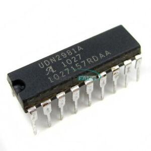 10PCS-UDN2981A-UDN2981-SOURCE-DRIVER-8CHAN-18-DIP-NEW-IC