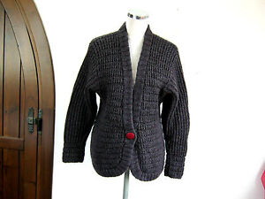 LUXURY-ESSENZE-CARDIGAN-TG-44-SIZE-M-MOHAIR-SETA-LANA-ALPAKA-ORIGINALE