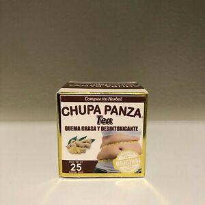 Tea Chupa Panza Tea Based Ginger Root African Mango Rooibos