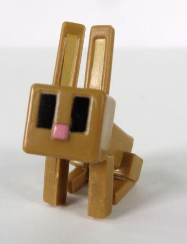 Minecraft Minifigure Obsidian Series 4 Mystery Minis Rabbit Figure NEW