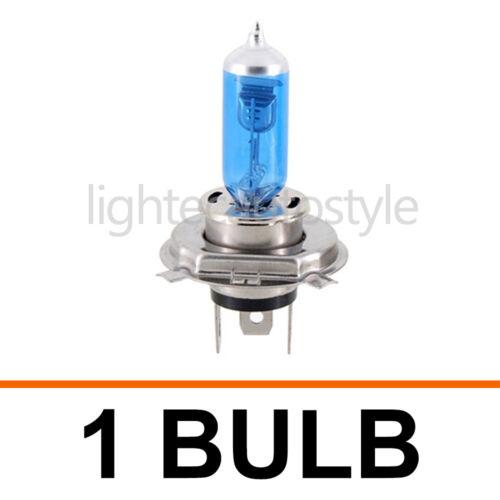 Citroen C1 05-H4 55 W HID Blanc Xenon Ampoules Halogènes Plasma Mise à niveau 5000K 6000K