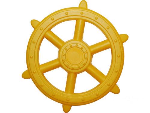 Steuerrad XXL 41cm für Spielturm Piratenschiff Lenkrad für Spielplatz Zubehör
