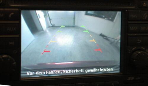 Soubassement Caméra de recul convient pour FORD-Compacte construction compacte