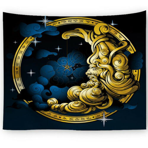 Large Tapestry Landscape Wall Hanging Bedspread Covers Throw Blanket Home Decor