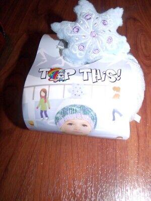Yarn-Snowflake 4Pk DMC TTY-15SF  Top This