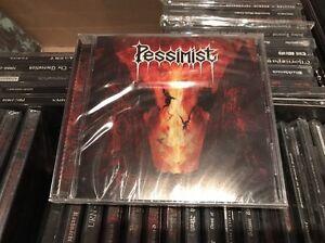 PESSIMIST-Evolution-Unto-Evil-Death-metal-CD