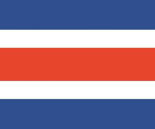 Signalflagge C = Charlie 24 x 20 cm Fahne Flagge Premiumqualität