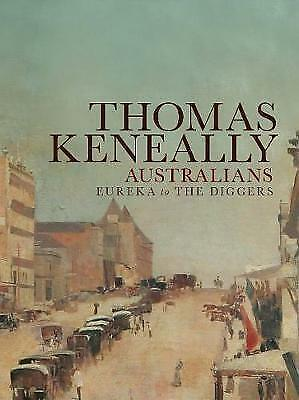 1 of 1 - Australians: Eureka to the Diggers-ExLibrary