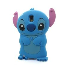 For Samsung Galaxy Note 3 3D Character Stitch Soft Silicone Case Cover - B/P