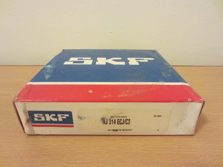 SKF NJ 314 ECJ C3 CYLINDRICAL ROLLER BEARING
