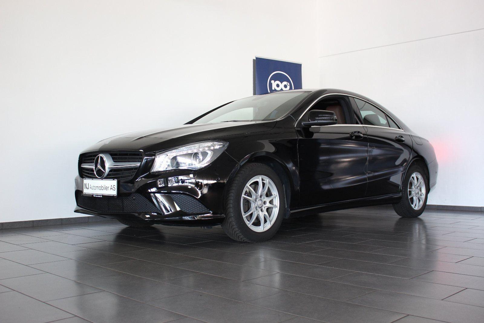 Mercedes CLA200 1,6 aut. 4d - 304.900 kr.