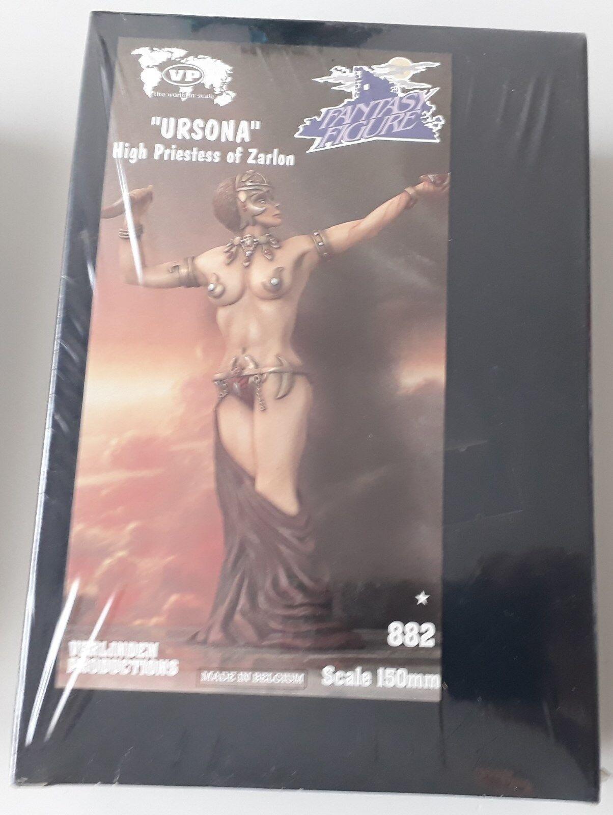 Verlinden 882 Treppe 150mm Ursona High Priestess Fantasy Figure New Sexy Harz