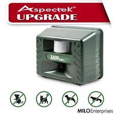 Aspectek ✪ UPGRADE Yard Sentinel  Ultrasonic Animal Repell Pest Control HR131-3