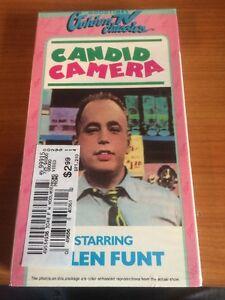 Candid-Camera-Starring-Allen-Funt-VHS-RARE-OOP-43