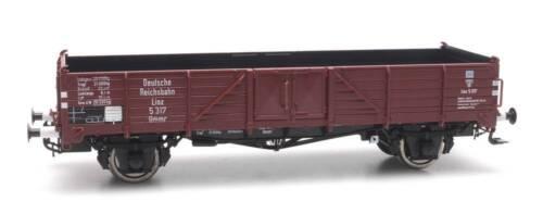 Artitec 20.331.02-1//87 Neu H0 Offener Güterwagen Ommr 32 Linz Drb 4224