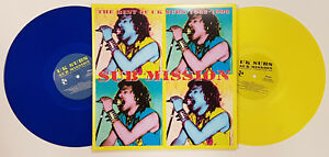 UK-SUBS-039-Sub-Mission-the-best-of-1982-1998-039-2xLP-yellow-amp-blue-vinyl-limited-ed