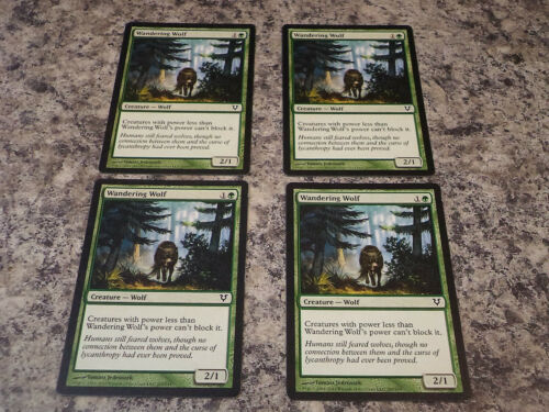 1st//Unlimited Edition NM//LP Common Mixed Sets x3 Mage Power