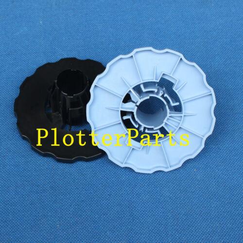 END cap Spindle hub Blue black HP DesignJet T610 T770 T1100 T1200 Z2100 Z3100