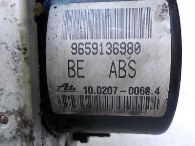 Peugeot 207 Citroen C2 C3 ABS Pompe 9663945580-10.0207-0105.4 10.970-1146.3...