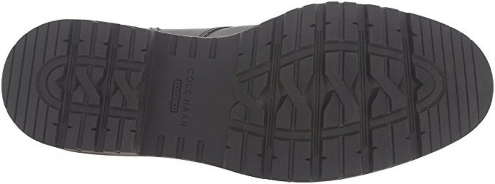 Cole Haan Men's Grantland Grantland Grantland 6 inch Lace up Ankle Boots Black WATERPROOF 8.5 NEW 78db9c