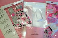 Vintage Barbie Archival Quality Clothes Display Bags 1969 Be Organized Lot