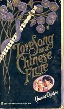 Love Song on a Chinese Flute by Charlot Ogilvie (1987, Paperback)