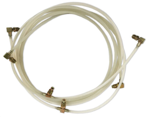 1955-2004 Ford Convertible Top Cylinder HoseSold in PAIR