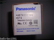 1PCS  NEW Panasonic KT4 Temperature Controller AKT4111100.