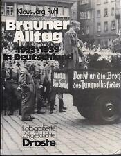 Brauner alltag 1933-1939 in Deutschland 1981