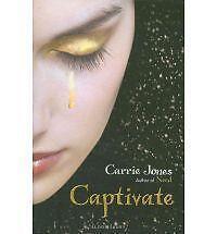 Captivate (Need Pixies, Book 2),Jones, Carrie,Very Good Book mon0000038648