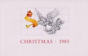 Australia-Post-Design-Set-MNH-Decimal-Christmas-1985