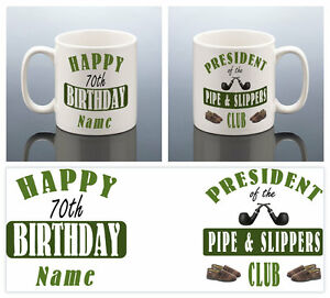 Image Is Loading 70th BIRTHDAY MUG 70 PERSONALISED Cup 1948 Birthday