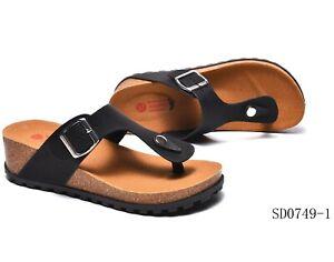 Sandali-neri-estivi-donna-ciabatte-mare-comode-scarpe-con-zeppa-in-sughero-jomix