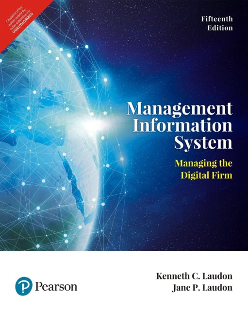 Management Information System Laudon Pdf