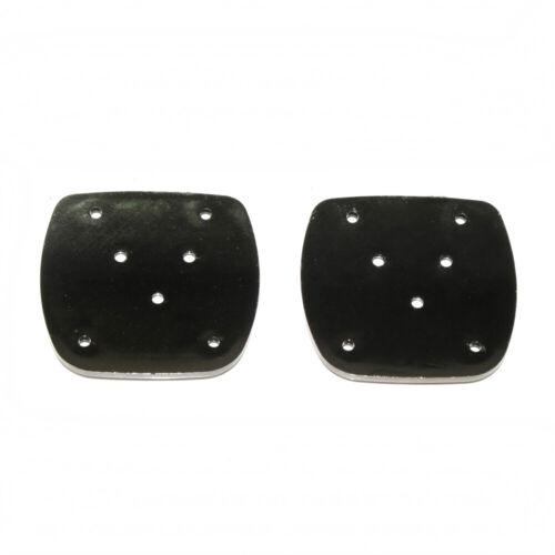 3Pcs Black Foot Pedals For Mazda CX MX 2 3 323 5 6 7 BT-50 MPV Demio Premacy