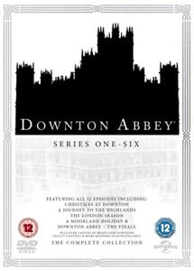 DOWNTON-ABBEY-Complete-Collection-Series-1-6-DVD-Boxed-Set-BRAND-NEW-2016-R2