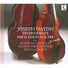 Franz Joseph Haydn - Haydn: Divertimenti per il Bariton a Tre (2011)