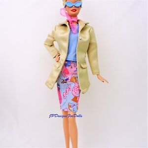 Barbie Grand Hotel Outfit 2001 New Out Of Box No Doll Ebay