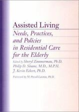 Assisted Living: Needs, Practices, and Policies in Residential Care for the Elde