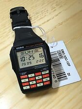 rare vintage casio DATABANK DBC-32 DBC-32C calculator watch NOS HTF NEW
