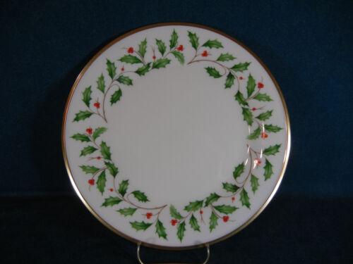 "s Lenox Holiday 10 3//4/"" Dinner Plate"