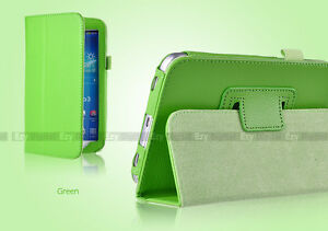 Green-Flip-Leather-Case-Cover-For-New-Samsung-Galaxy-Tab-A-9-7-034-T550