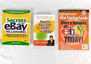 Secrets Of The Ebay How To Buy Sell Profit Entrepreneur S Startup Guide Ebay