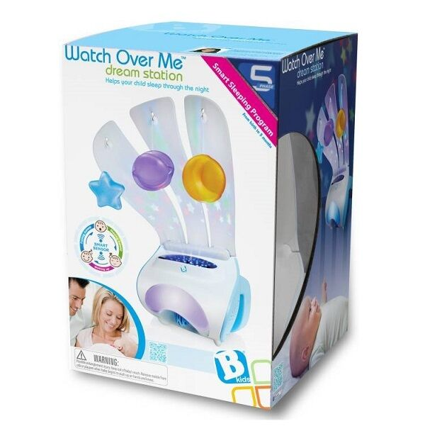 B Kids WATCH OVER ME Dream Station BABY TODDLER 5 Phase Smart Sleeping Program