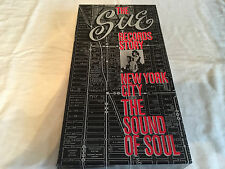 The Sue Records Story: New York City:  The Sound of Soul [Box] by Various...