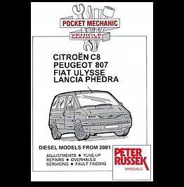 citroen c8 peugeot 807 fiat ulysse lancia phedra diesel models from rh ebay co uk citroen c8 service manual free download citroen c8 service manual pdf